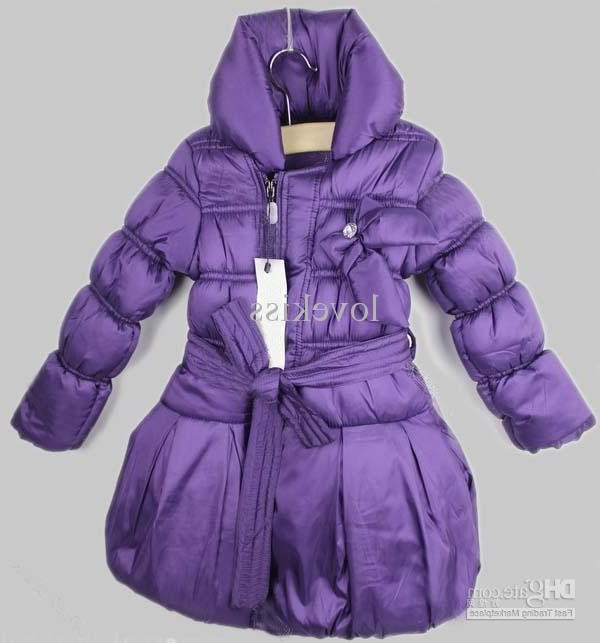 Buy low price, high quality girls purple coat with worldwide shipping on litastmaterlo.gq