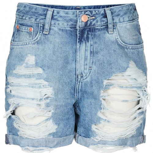 Denim short 01