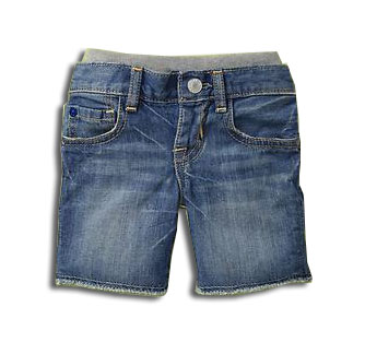 Denim short 03