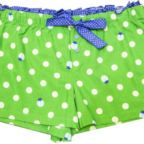 Poplin shorts 04