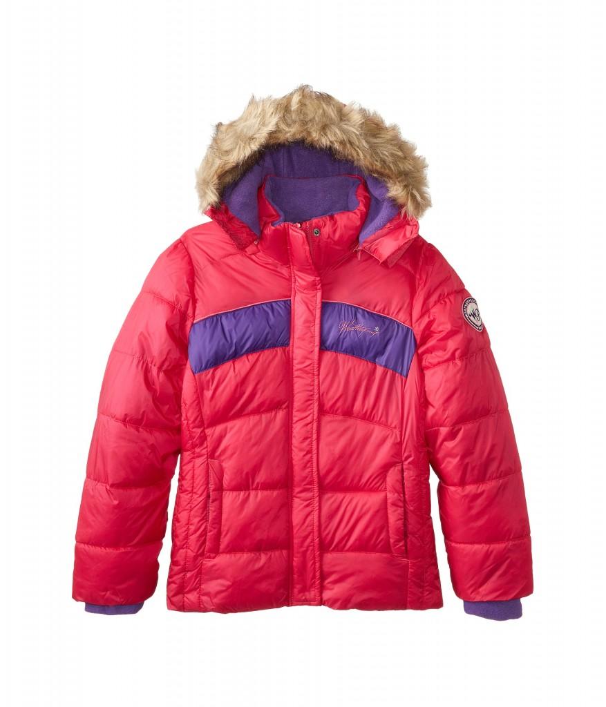 Girls Jacket 02