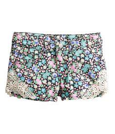 twill shorts 07