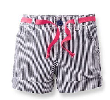 twill shorts 09