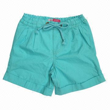 twill shorts 11