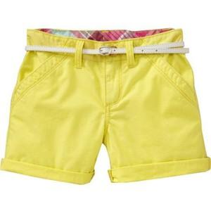 twill shorts 13